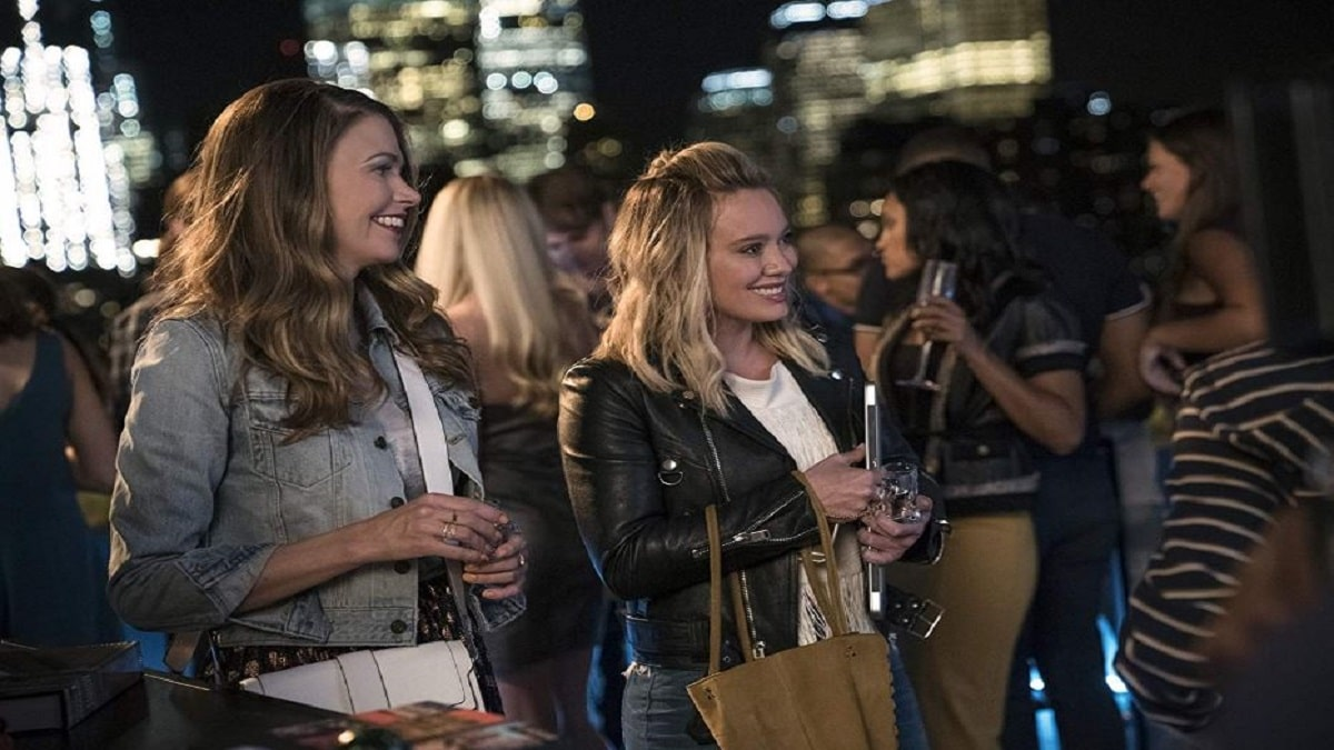 Some of the cast of Younger