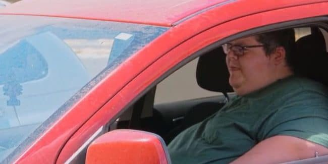 My 600-lb Life Aaron makes his 76-year-old dad shop for him, exclusive preview