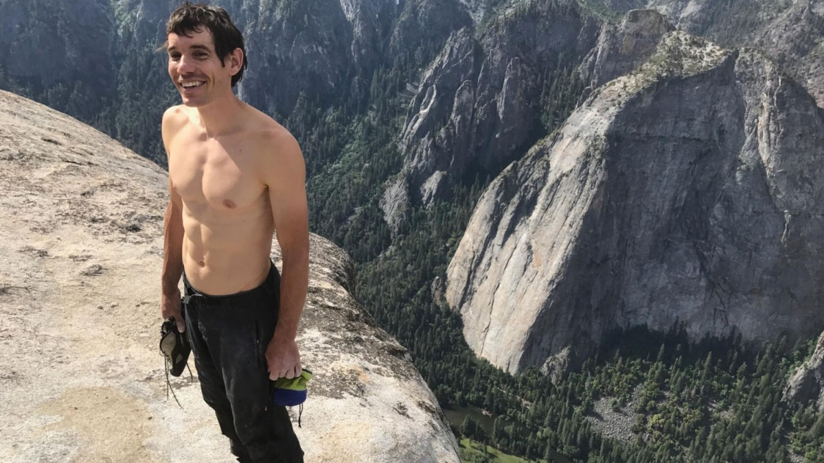 alex use 2 - Exclusive: Alex Honnold of Free Solo on the climb of a lifetime, Nat Geo award-winning doc airs Sunday