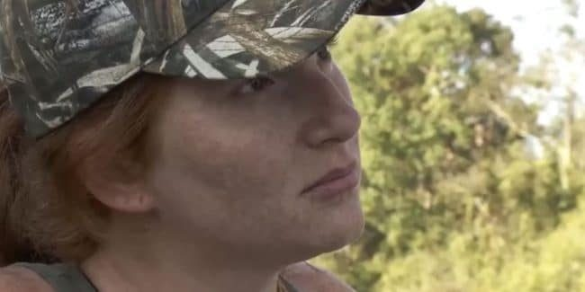 Ashley Dead Eye Jones, who is 'Che' and why is this Swamp People star so popular?