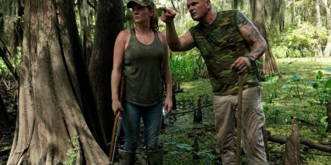 Swamp People recap: Heavy Duty for the win, Che's beef melt to go and cow killers no more