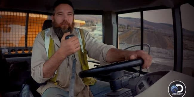 Gold Rush exclusive: Ben rolls his huge truck and producers scramble