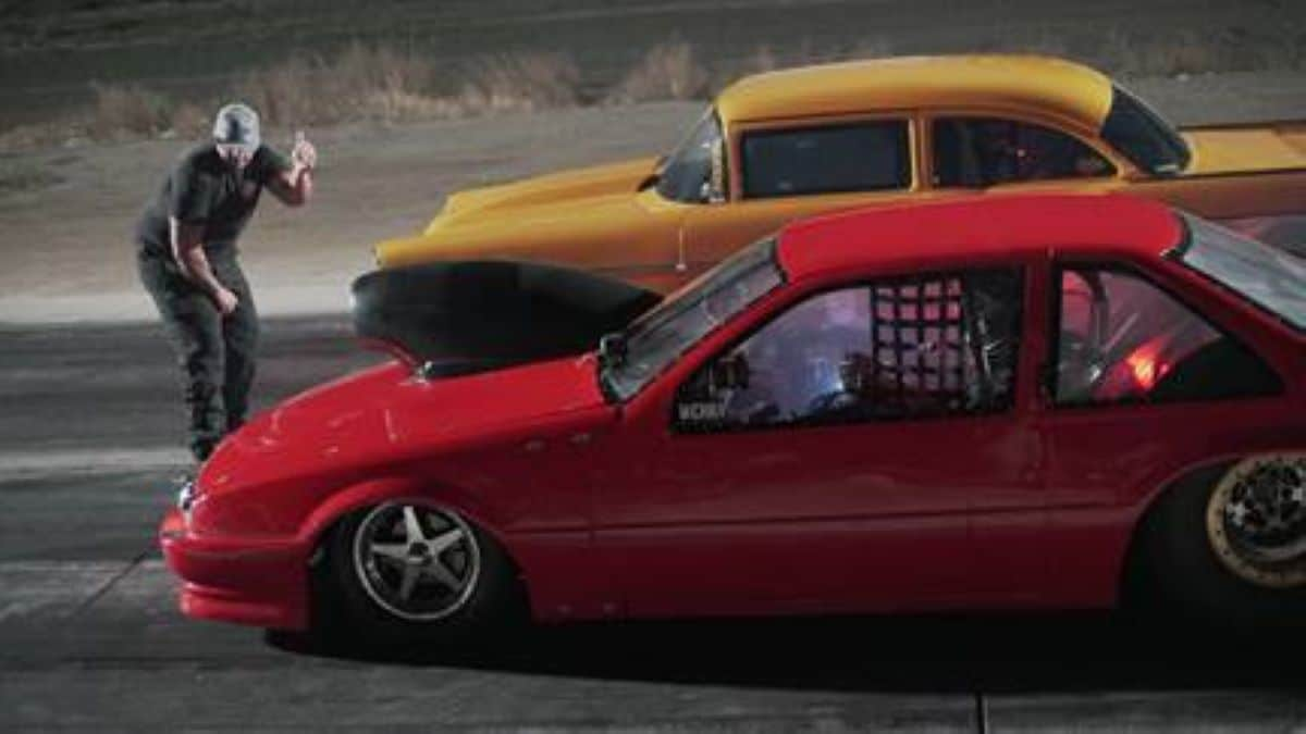 Street Outlaws takes us to the fast and loud races of Oklahoma. Pic credit: Discovery