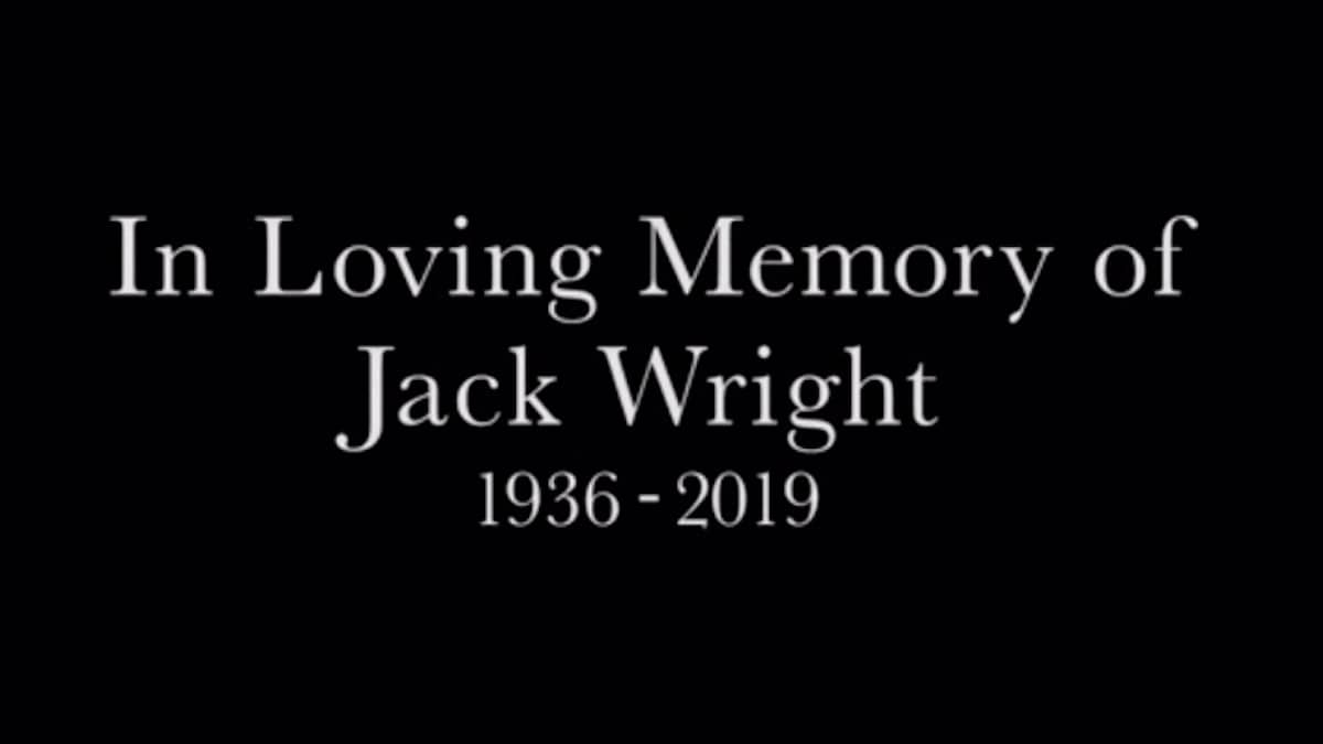 Arrow pays tribute to fallen crew member Jack Wright.