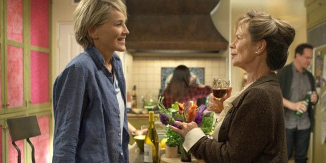 Sharon Stone on Better Things: 'The lid that fits Jeff's pot'