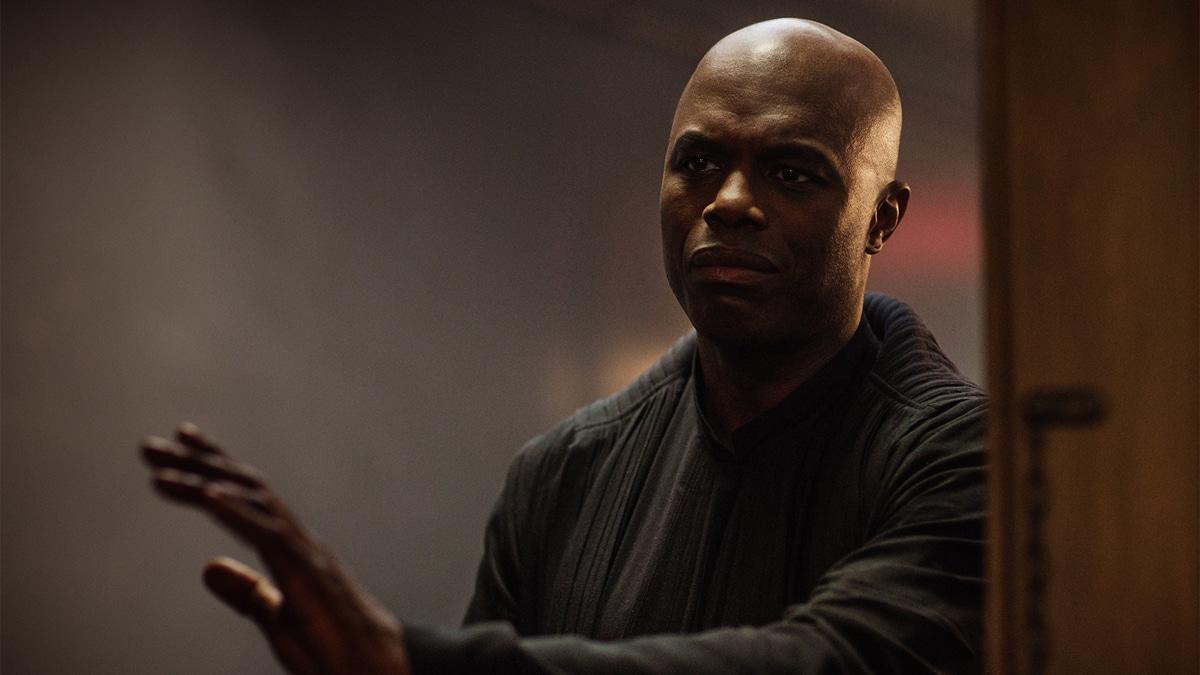 Chris Obi as Mr. Jacquel