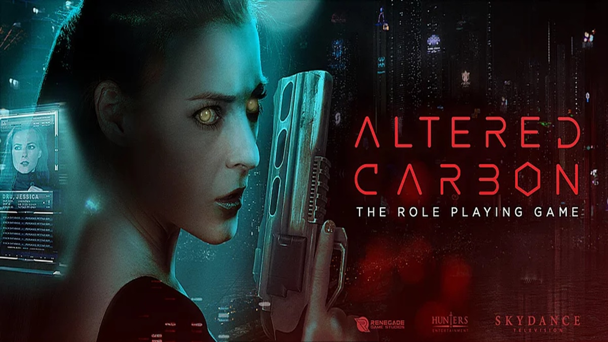 Netflix's Altered Carbon series to get role playing game tie