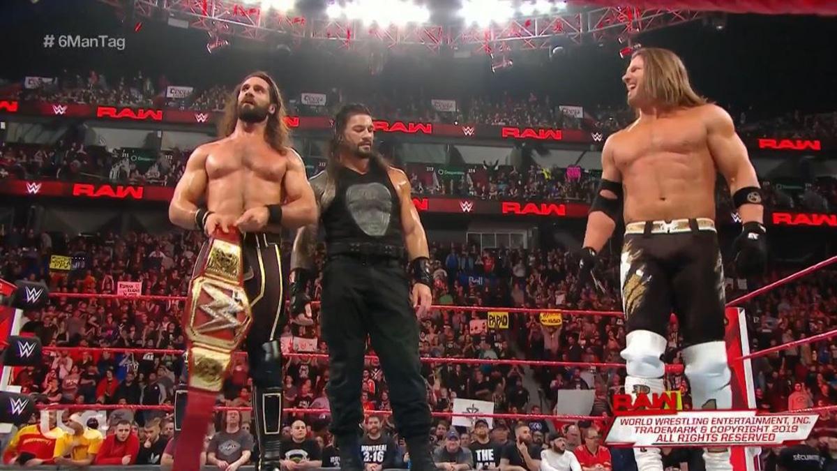 AJ Styles headlines Monday Night Raw