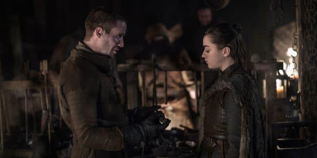 Arya Gendry scene