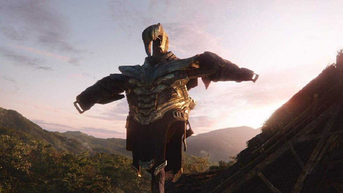 spoilerheavy avengers endgame footage leaked on youtube