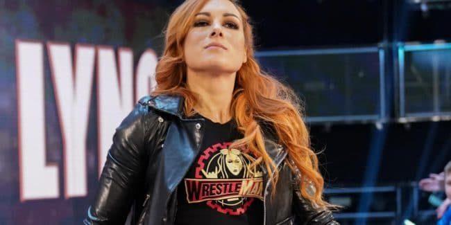 Becky Lynch shares Dusty Rhodes final WWE tweet about her