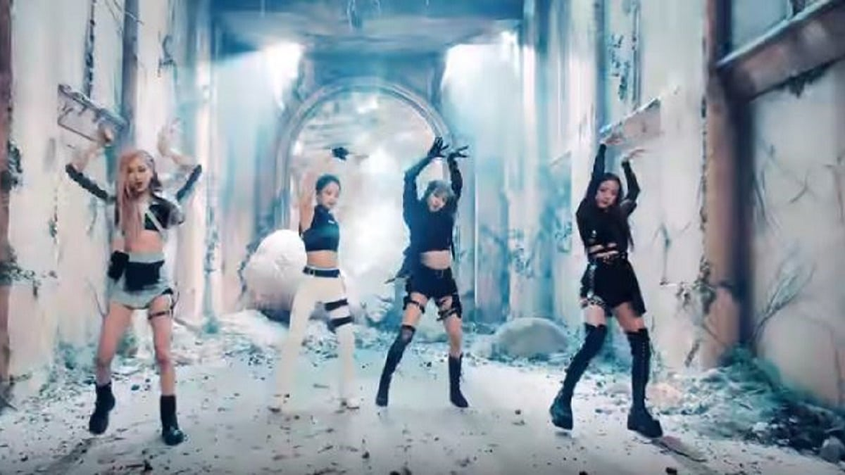 Blackpink's Kill This Love K-pop music video smashes YouTube