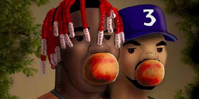 Chance the Rapper and Lil Yachty release surprise freestyle