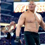 Despite losing WWE title, Brock Lesnar might not be returning to UFC afterall