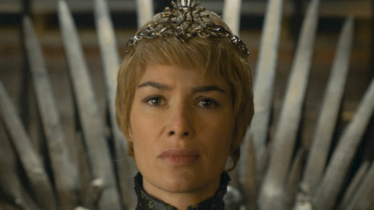 Cersei eyes Game of Thrones