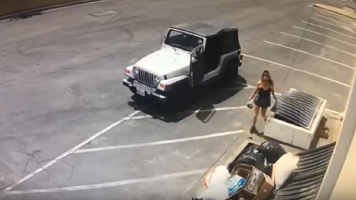 Coachella woman