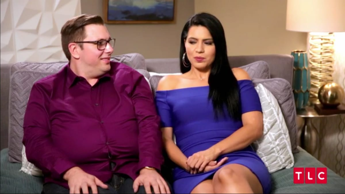Colt and Larissa on 90 Day Fiance: Happily Ever After?