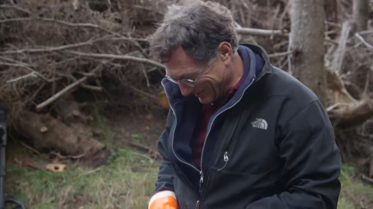 Marty Lagina from Curse of Oak Island