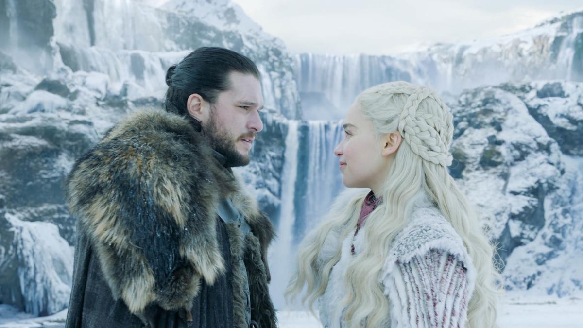 Daenerys White Walker Game of Thrones