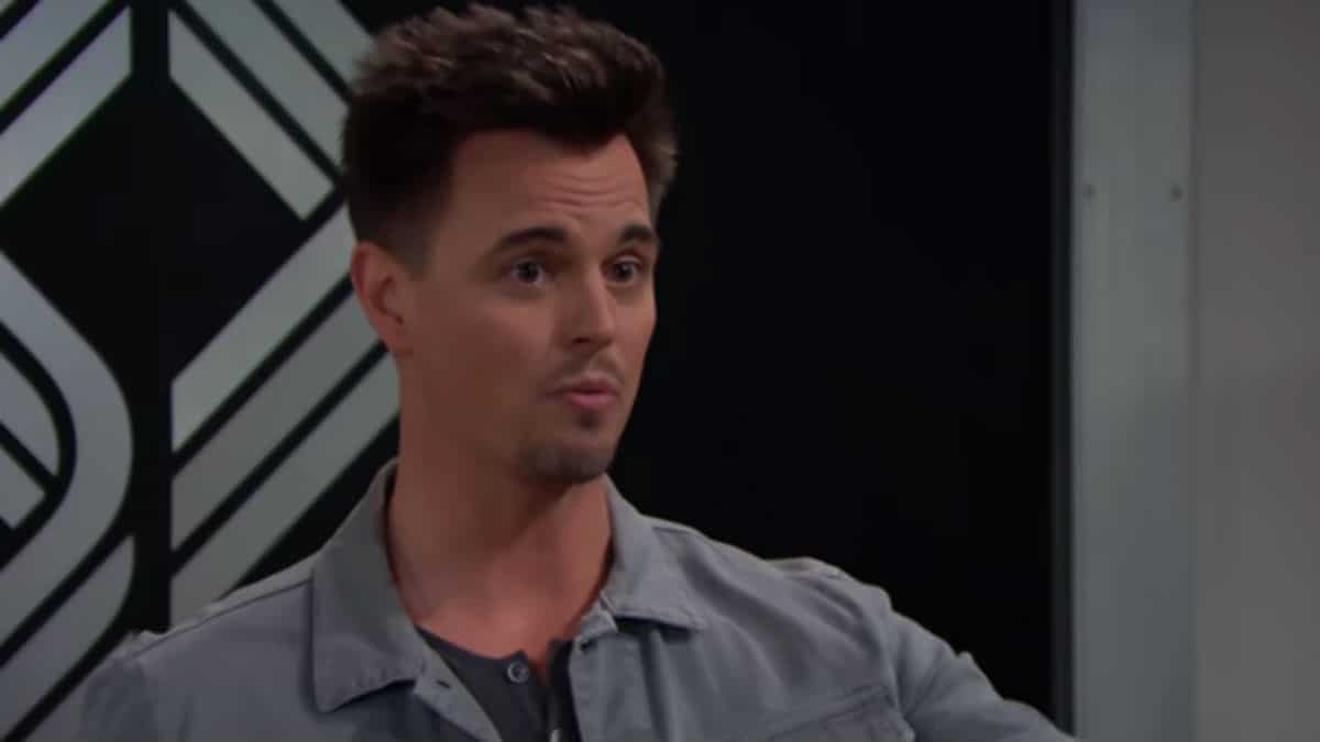 Darin Brooks as Wyatt on The Bold and the Beautiful