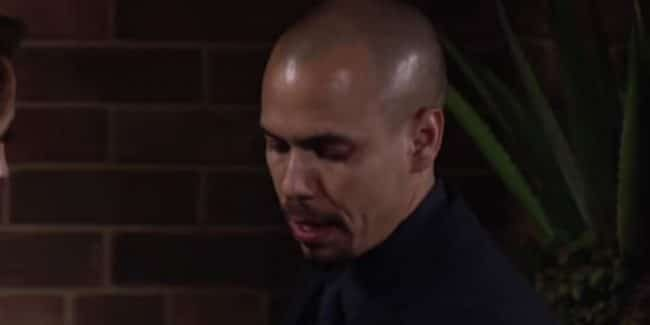 Bryton James as Devon Hamilton on The Young and the Restless
