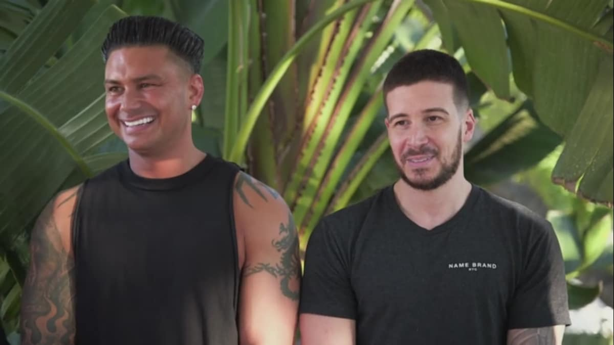 DJ Pauly D and Vinny on Double Shot at Love