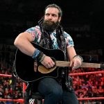 WWE planning surprise guest to 'shut up' Elias at WrestleMania 35