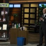 Steven Epstein presents Flip-It Caps on Shark Tank