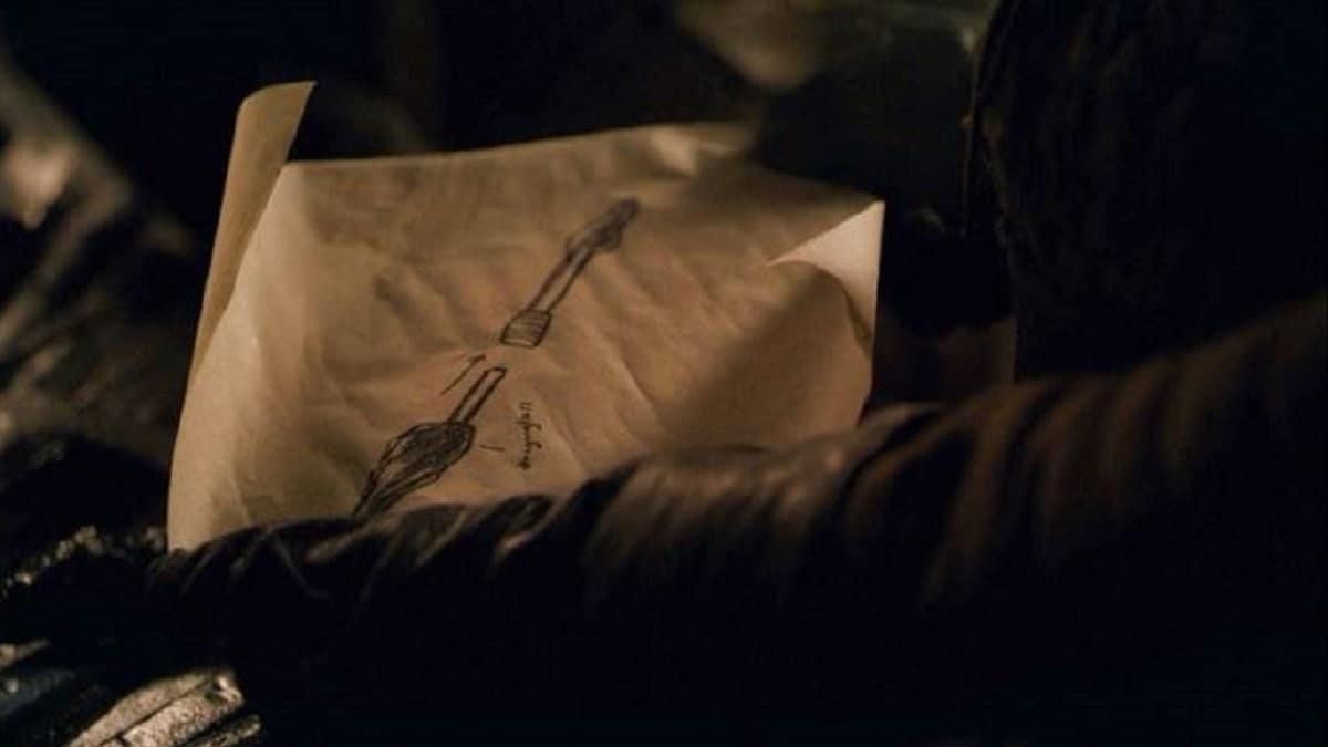 Arya Stark's weapon