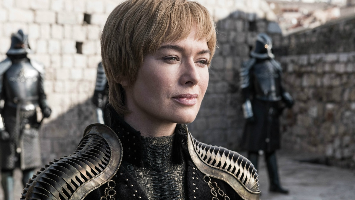 Lena Headey stars as Cersei Lannister in Episode 1 of HBO's 'Game of Thrones' Season 8