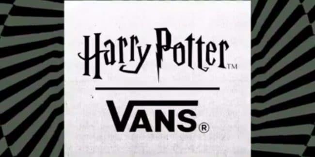 Vans announce Harry Potter shoe line
