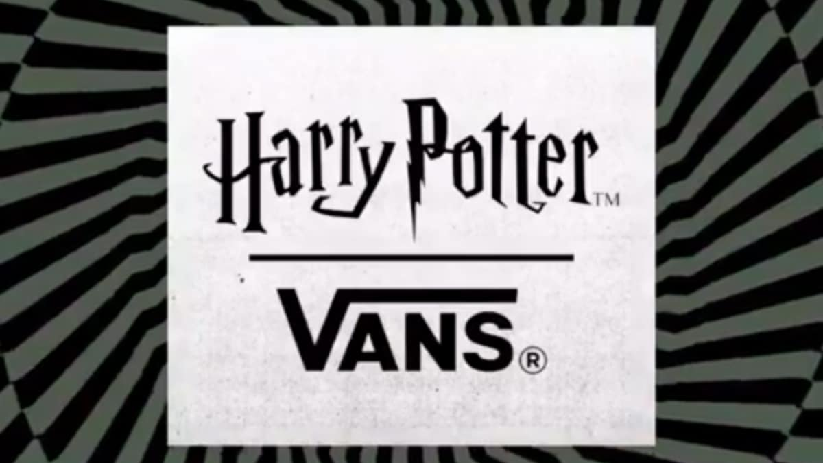 Vans announce Harry Potter shoe line
