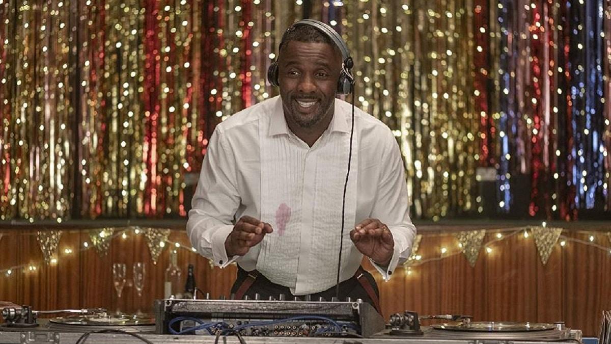 Idris Elba at Coachella