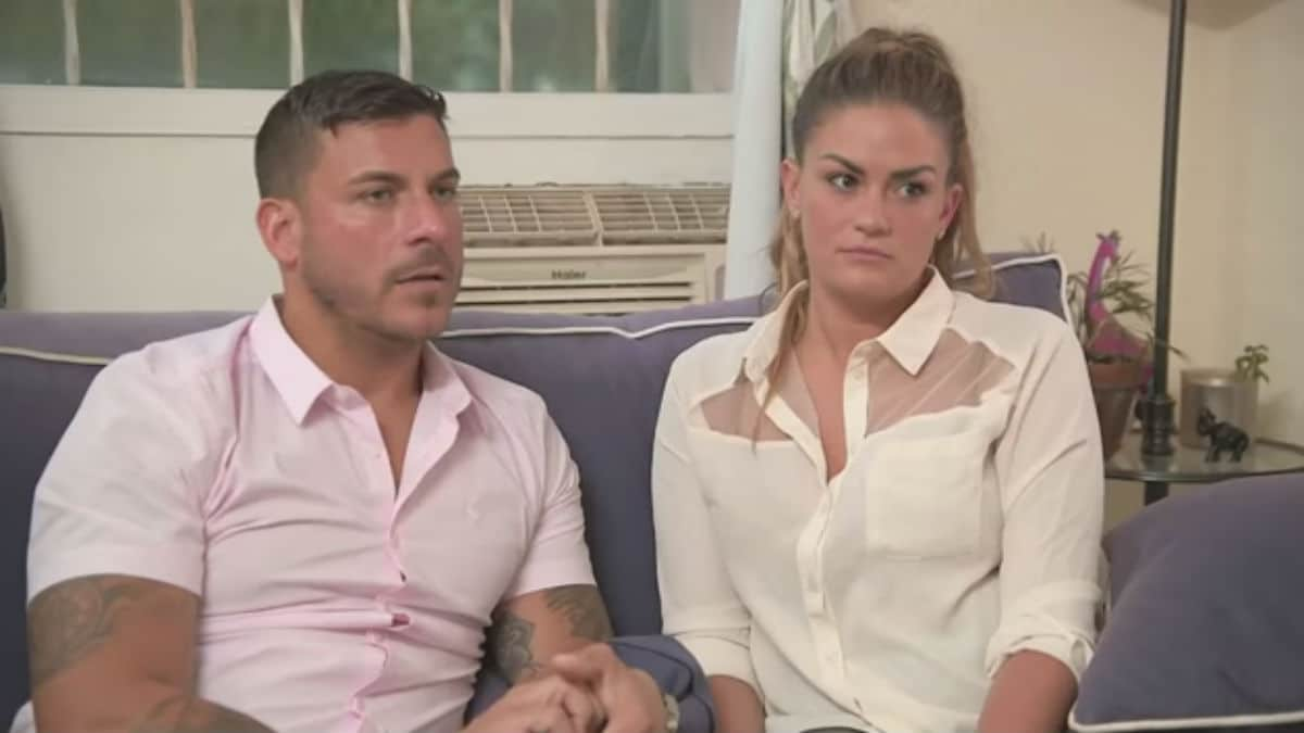 Jax Taylor and Brittany Cartwright on Vanderpump Rules