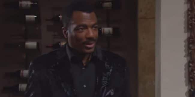 Gilbert Glenn Brown as Jett Slade on Y&R