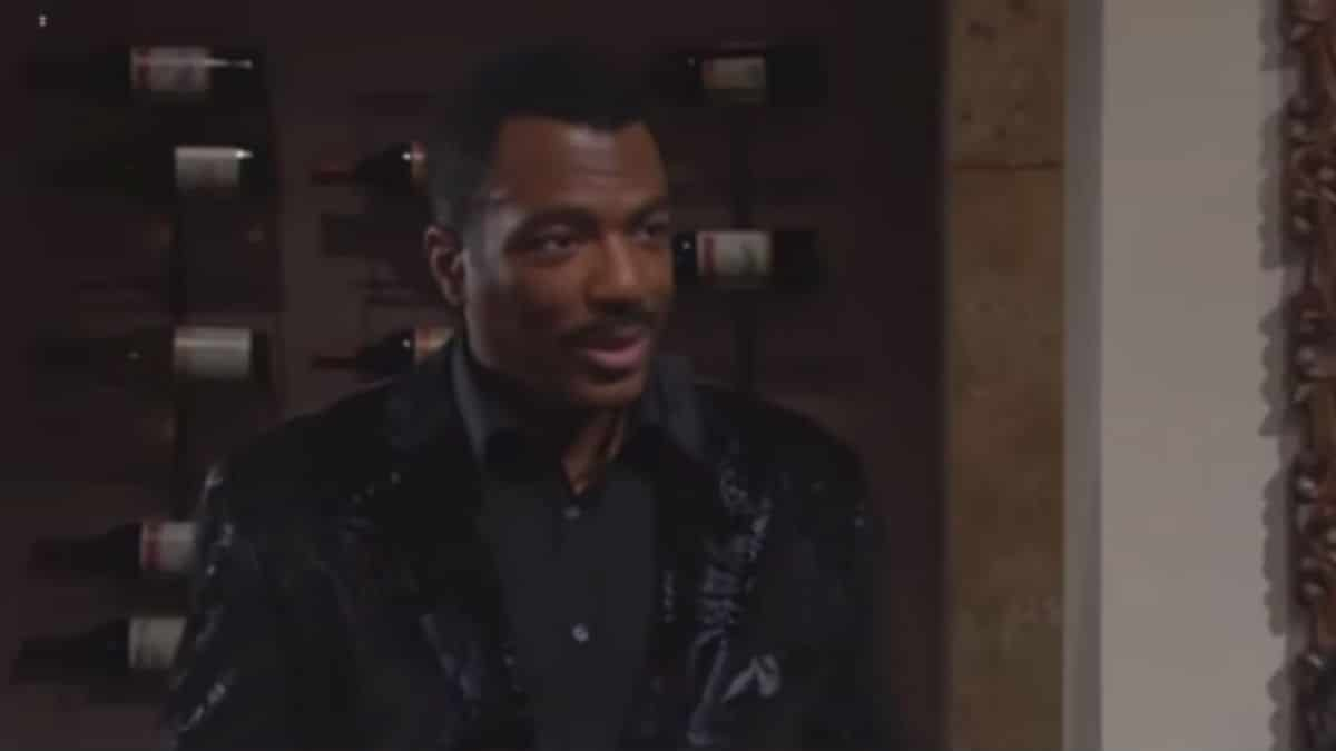 Gilbert Glenn Brown as Jett Slade on Y&R