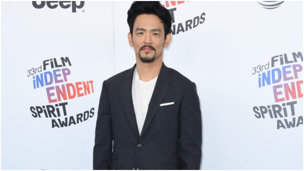 John Cho has been cast in the lead in the Cowboy Bebop