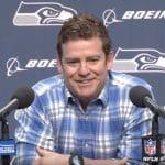 Seattle Seahawks General Manager John Schneider