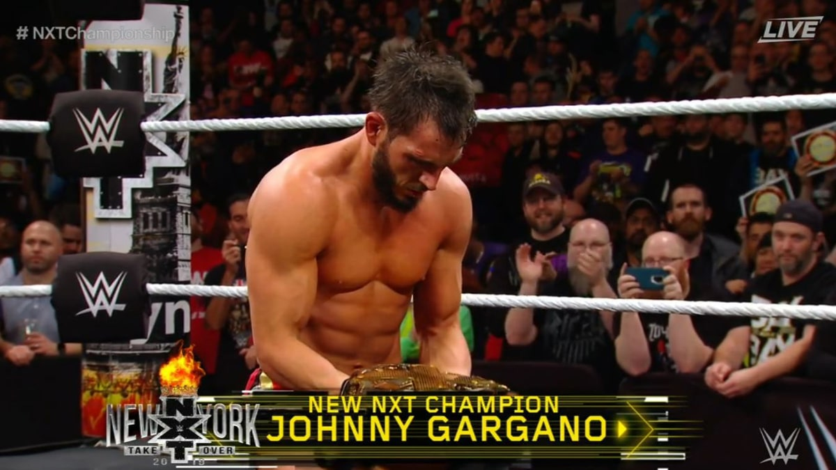 Johnny Gargano