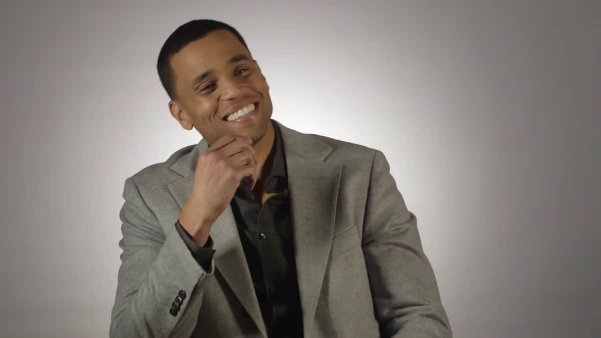 Michael Ealy as Justin on Being Mary Jane