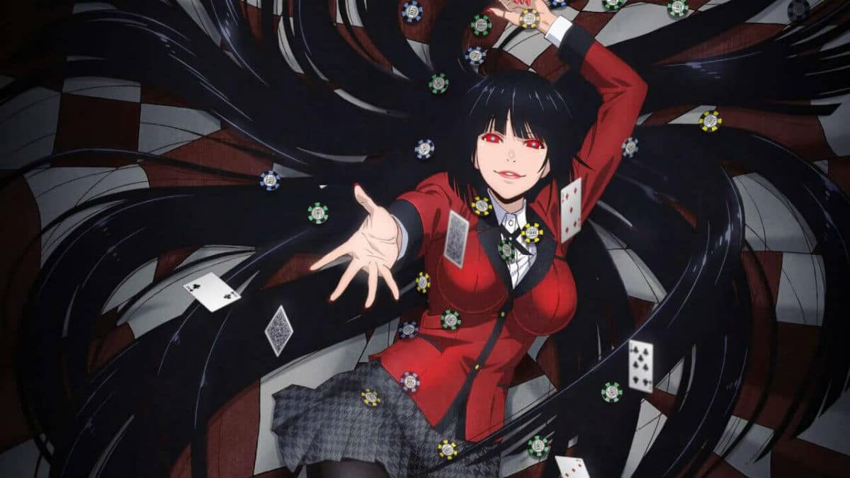 Kakegurui Season 3 release date Kakegurui XX on Netflix US in summer 2019 - Kakegurui Compulsive Gambler manga compared to the anime Spoilers