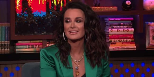 Kyle Richards on Watch What Happens Live