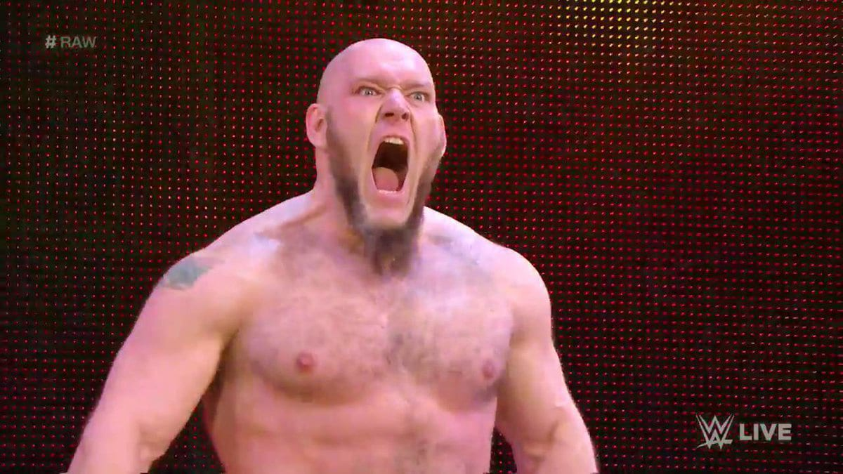Lars Sullivan makes WWE Monday Night Raw debut: Everything we know about the man who attacked Kurt Angle