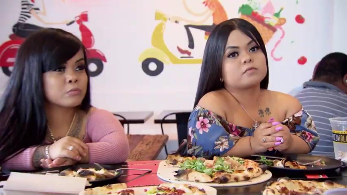 Amanda and Andrea Salinas of Little Women: Atlanta