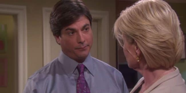 Bryan Dattilo as Lucas Horton on Days of our Lives