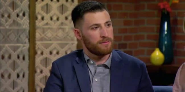 Luke Cuccurullo on the Married at First Sight Season 8 finale