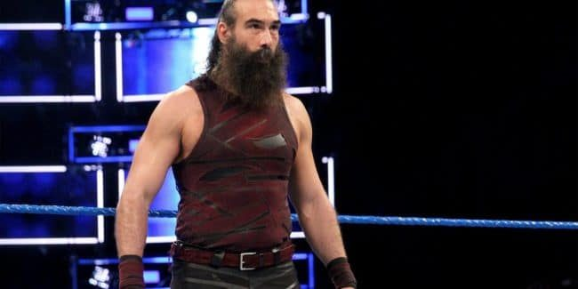 Luke Harper requests release from WWE,