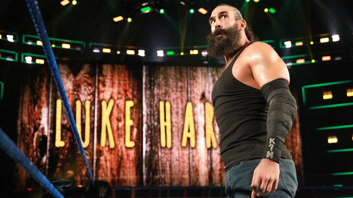 WWE refuses to grant release to Luke Harper