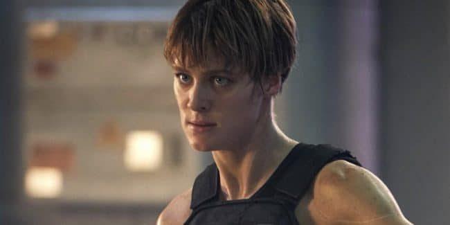 Mackenzie Davis Terminator Dark Fate