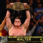 NXT UK Champion WALTER